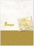プロローグ銀座様会社案内表紙